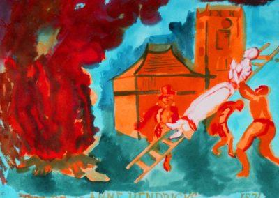 The Torture of Anne Hendricks